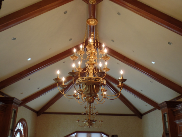 Design and Manufacturing Chandelier